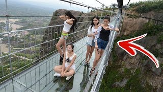 Top 10 SCARIEST Bridges In The WORLD