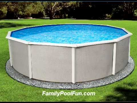 Put a Vacation in your BackYard with FamilyPoolFun.com!