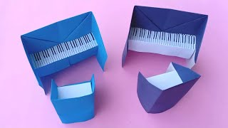 How to make origami piano | 180x320