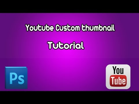 How to get a custom thumbnail without partnership