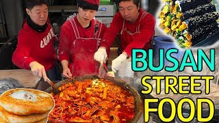 Download TRADITIONAL Korean STREET FOOD Market Tour in Busan South Korea Video