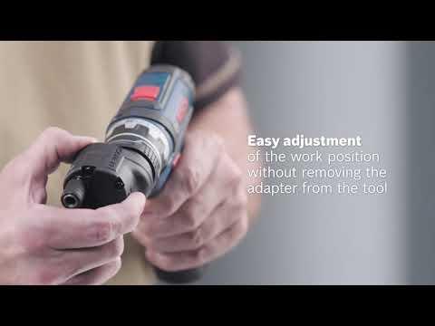 Bosch 12V Max Flexiclick 5-In-1 Drill/Driver System