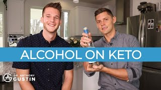 Alcohol On KETO DIET: Will Drinking Kick You Out of Ketosis?