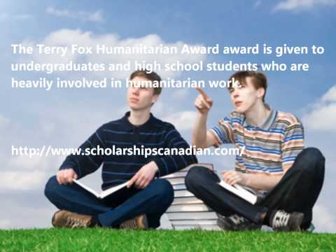 Canadian Scholarships and Bursaries