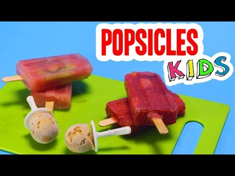 Popsicles for the Family