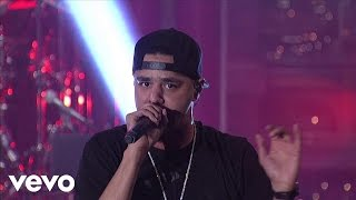 J. Cole - She Knows (Live on Letterman)