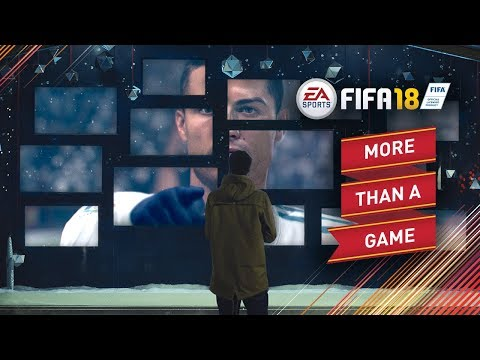 FIFA 18 Holiday Commercial   More Than a Game