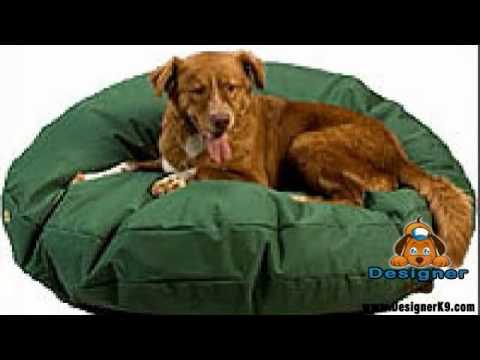 Waterproof Dog Bed From Designer K9