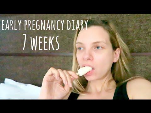 Pregnancy Week By Week: 7 Weeks