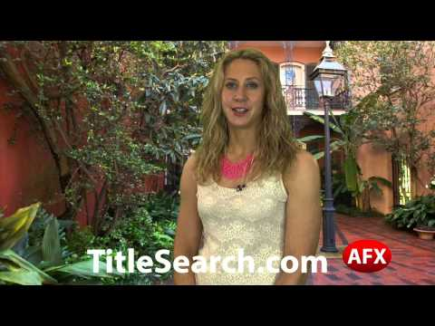 Property title records in West Feliciana Parish Louisiana | AFX