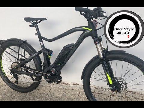 Bulls Six50 TR Street E-Bike 2018 Bosch CX