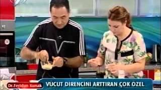 Dr. Feridun Kunak Show (Vucüt Direncini Arttıran Karışım)