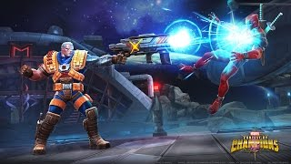 Marvel Contest of Champions Cable Spotlight
