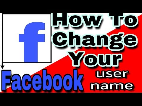 How to change you Facebook username easily [In Bangla,Hindi,English ] by RifatRK
