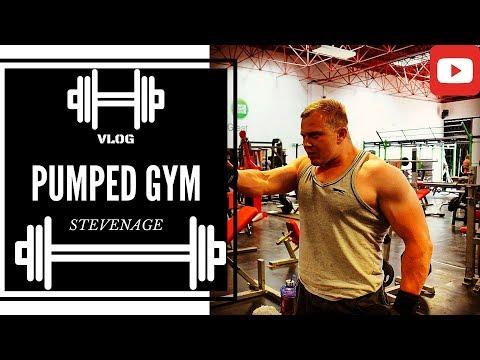Pumped gym Stevenage