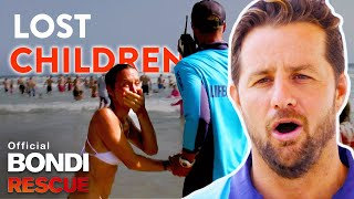 LOST Children at Bondi Beach