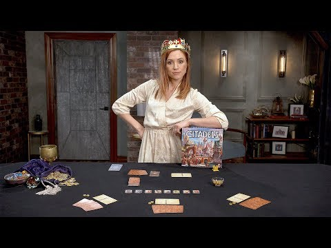 How to Play Citadels