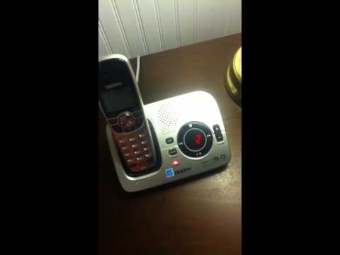 My home voicemail