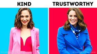 Your Favorite Clothing Color Reveals A Lot About You