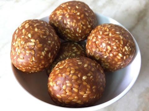 Sesame Balls/Til Ladoo Recipe