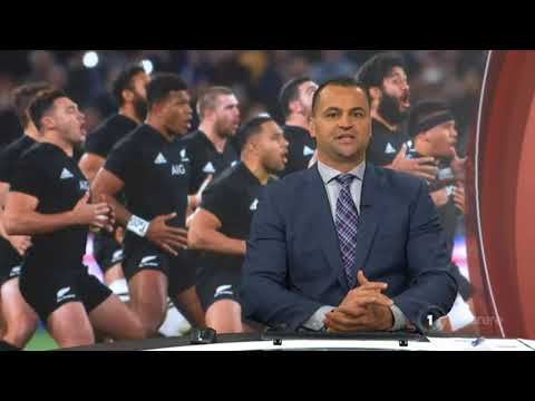 All Blacks prepare for weekend clash against France