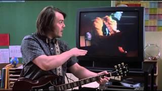 The School of Rock - The Ramones - Bonzo Goes To Bitburg (My Brain Is Hanging Upside Down) 720pHD