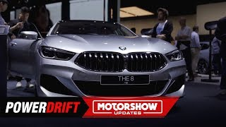 BMW 8 Series Gran Coupe: Sexy is back : IAA 2019 : PowerDrift