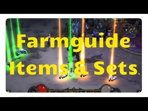 Diablo 3 - Der große Legendary Farmguide ( Items, Sets, Blutsplitter )