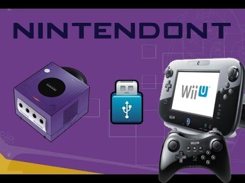 [TUTORIAL] Gamecube en Wii U con Wii U Pro/Wii Classic Pro