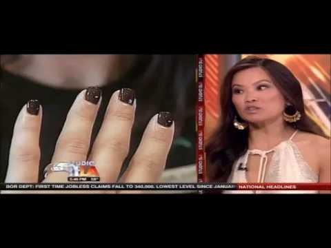 Dr. Sandra Lee Discusses the Dangers of Gel Manicures on KTTV  (03/07/13)