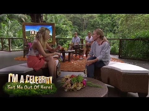 Kendra Wilkinson Interview Exclusive | I'm A Celebrity...Get Me Out Of Here!