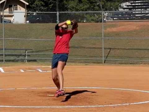 Fastpitch Softball Pitching Curveball