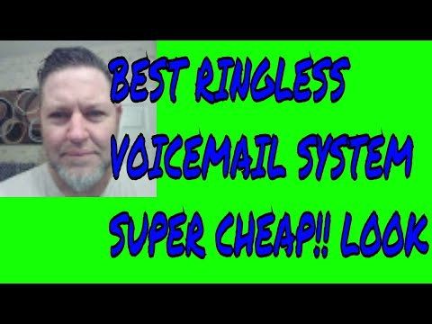 Get your own Ringless Voicemail Platform Service - ONE TIME FEE! PLUS LEADS
