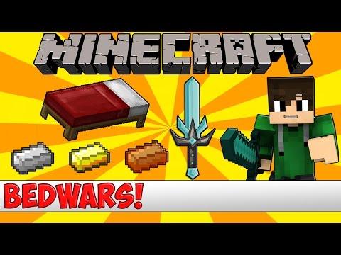Minecraft Bukkit Plugin - BedWars Minigame - Tutorial
