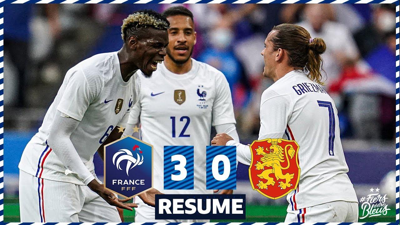 France 3-0 Bulgarie, le résumé I FFF 2021