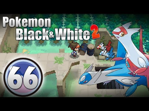Pokémon Black & White 2 - Episode 66 [Catching Latios/Latias]