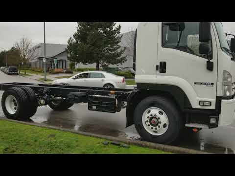 Truck Hunter BC 2018 Isuzu FTR~Build To Suit Vancouver