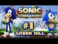 Sonic Generations PC - (1080p) Part 1 - Green Hill Zone ...