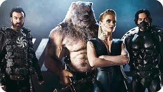 GUARDIANS Trailer (2017) Russian Superhero Movie