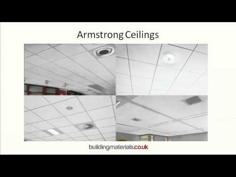 Armstrong Ceiling Tiles - Nationwide delivery of suspended ceilings