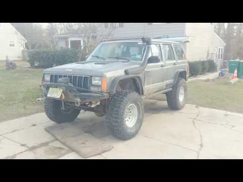 89 Cherokee Checking and Adjusting Caster