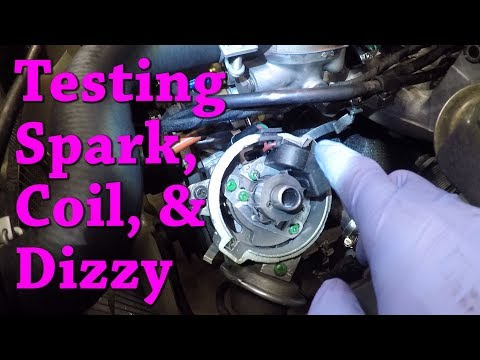 Datsun L-Series Engine Testing and Tuning Ep.9 Spark, Coil, and Distributor Testing