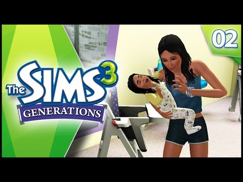 CLAW ATTACK! - Sims 3 GENERATIONS - EP 2