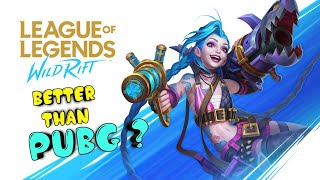 This New Game Will End Pubg Mobile? - New E-sports Game - League of Legends Wild Rift - G Guruji