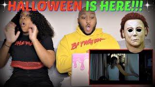 """Halloween"" - Official Trailer REACTION!!!"