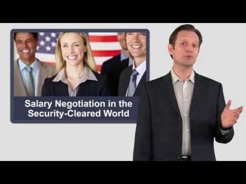 Security Clearance Salary Negotiation