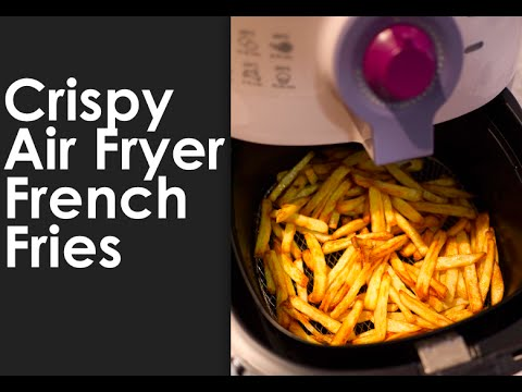 How to Crispy French Fries in Air Fryer DELLA GoWise Philips