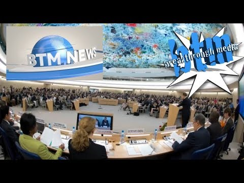 MUST SEE! U.N. Human Rights Council True Haters Owned!