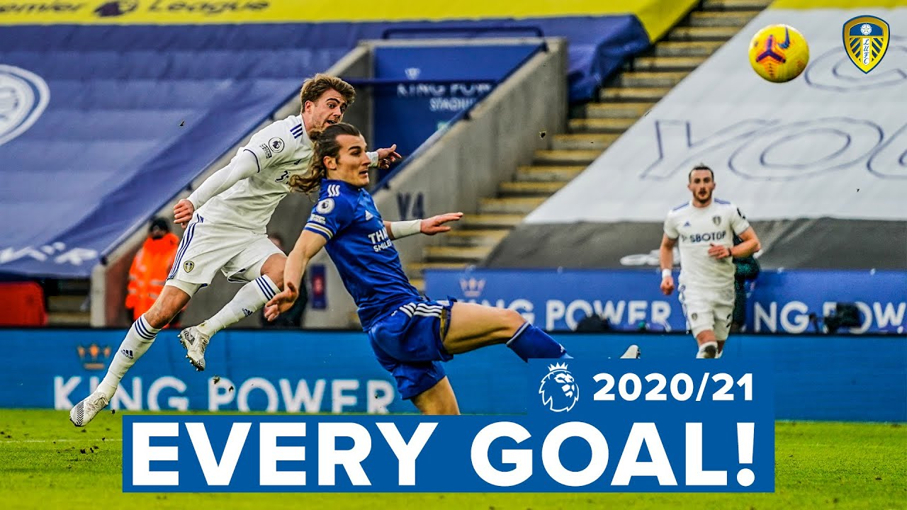 Leeds United back in the Premier League: EVERY GOAL from the 2020/21 season
