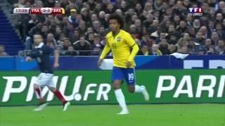 France 1:3 Brésil (Entier)